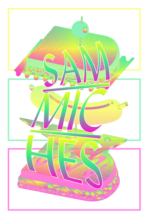 Sammiches Book Cover