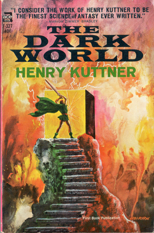 The Dark World by Henry Kuttner