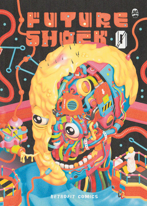Future Shock Zero cover by Jordan Speer
