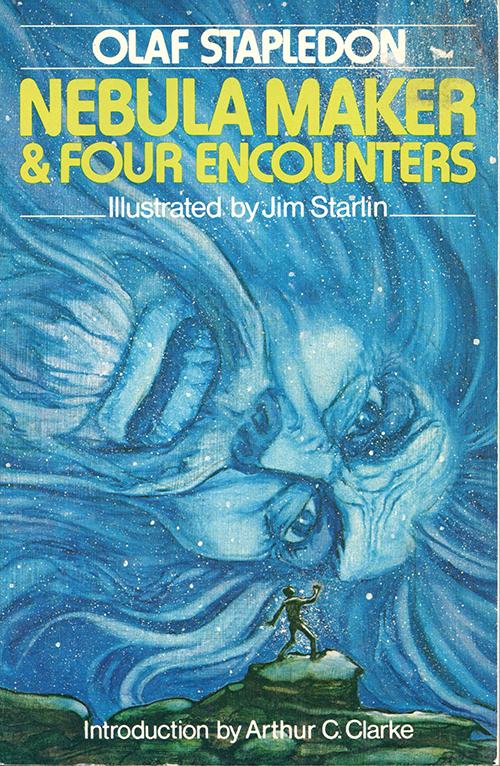 Cover by Jim Starlin and Daina Graziunas