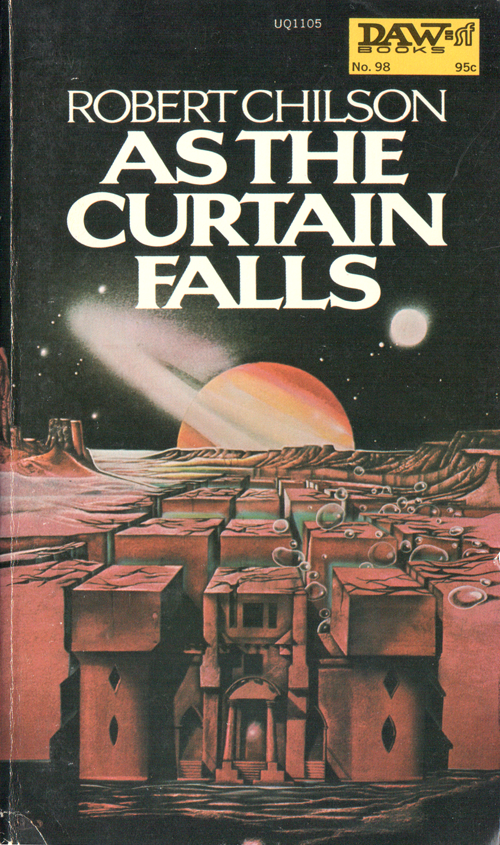 As the Curtain Falls by Robert Chilson