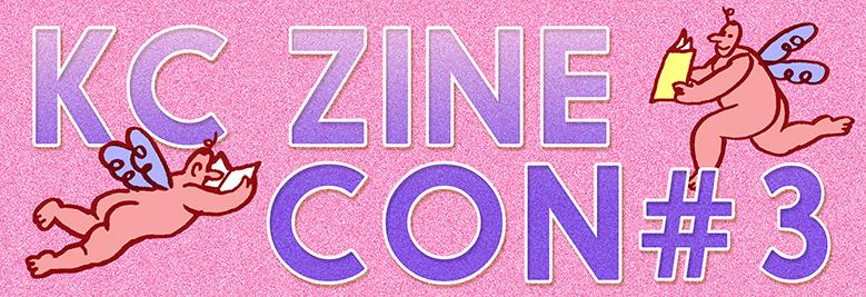 KC Zine Con 3 banner